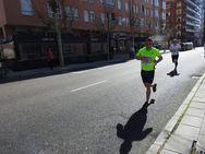 Media maratón de León (I)
