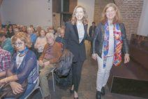 La directora general de Políticas Culturales participa en el Congreso 'Carlos V y su tiempo'