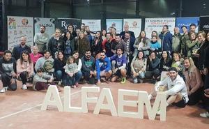 El VI Torneo Benéfico de Alfaem bate records de participación