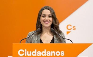 Arrimadas insiste en reducir a «error» el supuesto fraude en las primarias en Castilla y León