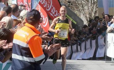 Sergio Sánchez se lleva la Media Maratón de Segovia