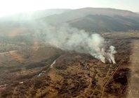 Incendio en Torneros de la Valdería