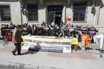 Los autónomos se reivindican en León