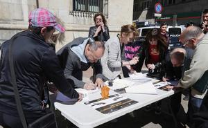 Los autónomos de León exigen su derecho a jubilación digna, paro y baja porque «pagamos como el que más»