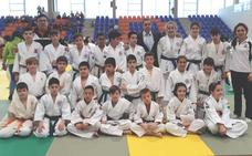 Tres oros para León en el Campeonato autonómico alevín de judo