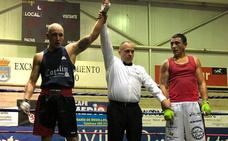 Borja López combate en Portugal