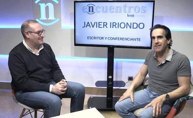 leonoticias acerca a León este viernes al escritor y coach Javier Iriondo