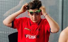 David Cubillas, al Campeonato de España de Natación Adaptada