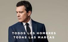 El Corte Inglés apuesta por Antonio Banderas como protagonista de su campaña de moda masculina