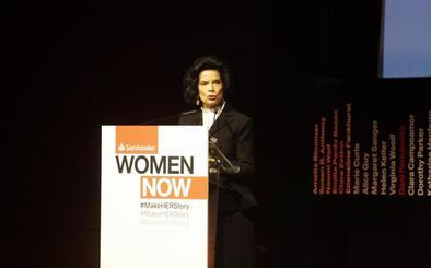 Bianca Jagger: «Las mujeres seguimos siendo un grupo vulnerable»