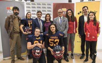Unas becas por el deporte en femenino e inclusivo