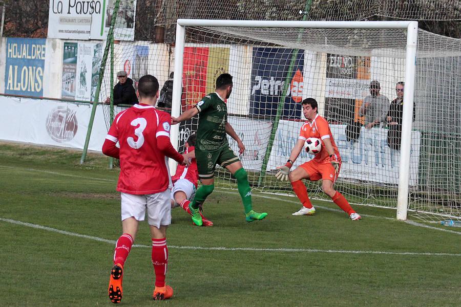 Victoria del Atlético Astorga ante el Briviesca