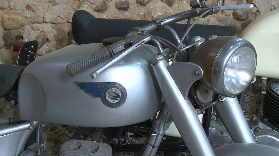 Museo de la Moto en Villamañán