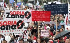 Virginia Barcones resalta que 'La Revuelta de la España Vaciada' es una «mirada al futuro para nuestros pueblos»