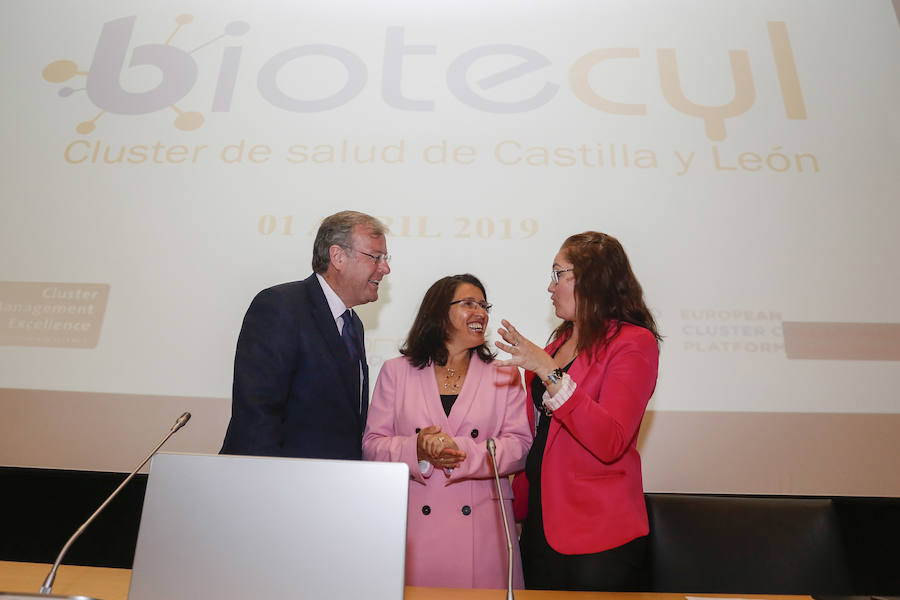 Jornada de puertas abiertas de Biotecyl