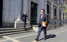 Mitadiel afirma que Igea respeta su decisión de no repetir aunque intentó convencerle