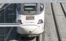 Adif licita el mantenimiento de la línea de alta velocidad entre Valladolid y León