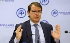 Mañueco: «Somos el único partido que presenta candidaturas en los 2.248 ayuntamientos de Castilla y León»