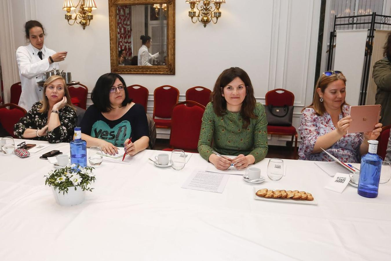 Estreno del proyecto Café Alzheimer en León
