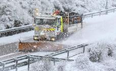 La nieve llegará de madrugada a las montañas de Castilla y León y las temperaturas se desplomarán