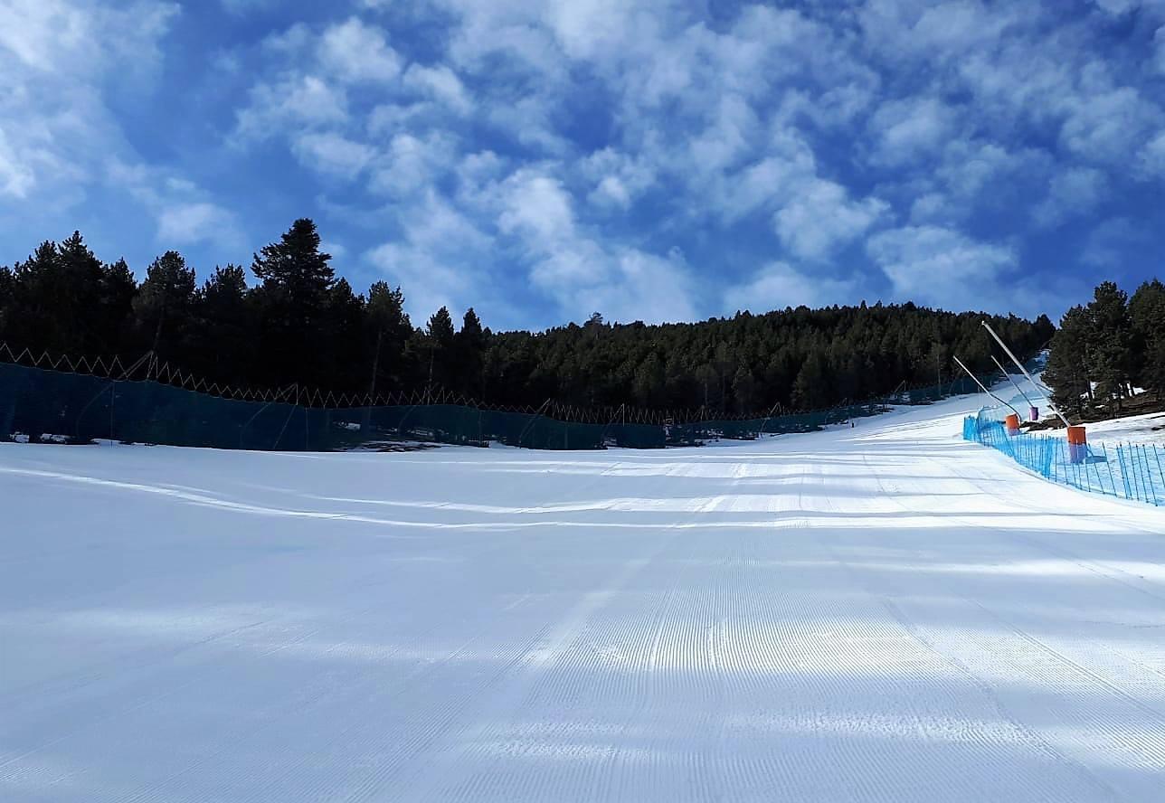 Una Semana Santa con mucho más que esquí en La Molina