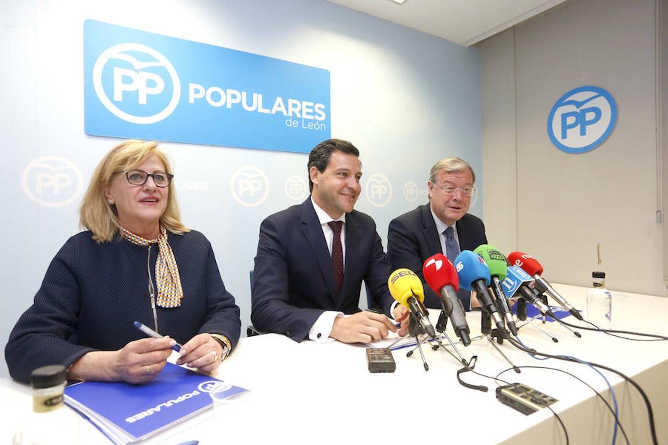 Balance del PP en las Cortes autonómicas