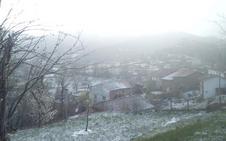 León mantiene la alerta amarilla por nevadas