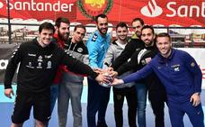 El Abanca Ademar inicia su camino a la final de la Copa y a Europa
