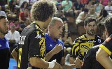 Guijosa: «Las dos victorias ligueras sobre el Granollers no significan nada»