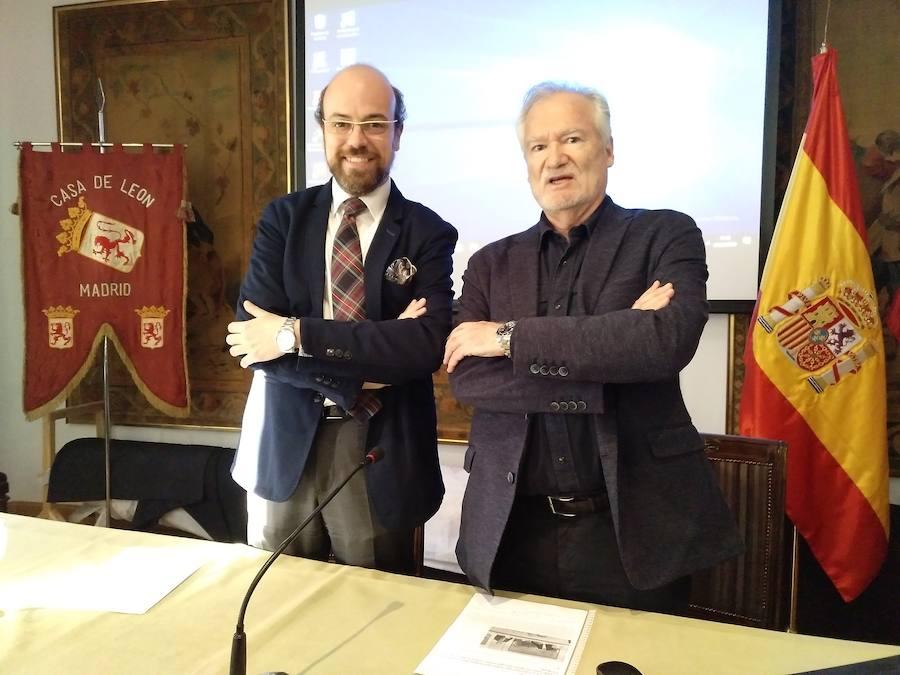 '¿Por qué España necesita una nueva Constitución?', la conferencia de la Casa de León en Madrid