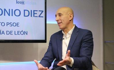 José Antonio Diez: «Lo que pido es que se deje gobernar a la lista más votada; a partir de ahí, diálogo»