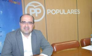 Marco Morala, candidato del PP a la Alcaldía de Ponferrada: «Nuestro objetivo es la mayoría absoluta porque Ponferrada no puede permitirse otros cuatro años de fragmentación política»