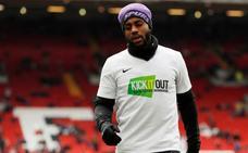 El internacional inglés Danny Rose, con ganas de retirarse por el racismo