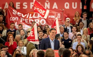 Sánchez afirma que «los independentistas y la derecha son conscientes de que la independencia no se producirá»