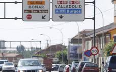El tráfico en la N-601 a su paso por Puente Villarente se cortará los días 8 al 12 y 24 al 28 de abril