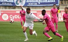 La emoción se impone al fútbol en un igualado derbi leonés