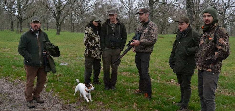 La caza vuelve con el corzo