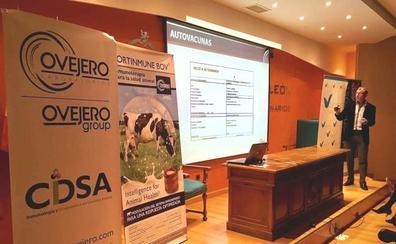 Los veterinarios abordan en León las nuevas herramientas para reducir el uso de antibióticos en el ganado