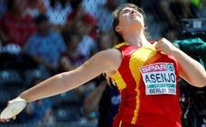 Sabina Asenjo hará un «parón» en su carrera en busca de motivación