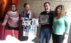 El Abanca Ademar visita las bodegas Ramón Bilbao en La Rioja