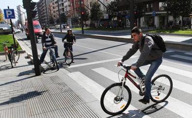 La Universidad de León participa en la competición 'Reto 30 días en bici al campus'