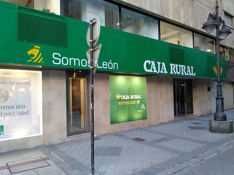 Caja Rural abre en Ordoño II