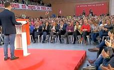 Directo | Pedro Sánchez pide en León apoyo para el proyecto socialista
