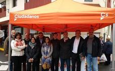 Cs acusa a PP y PSOE de «lastrar el gran potencial de desarrollo» del Bierzo