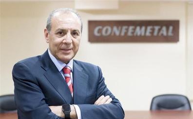 El leonés José Miguel Guerrero seguirá presidiendo Confemetal al derrotar a Ulacia