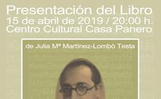 Julia Martínez-Lombó presenta su libro sobre Evaristo F. Blanco dentro de las actividades del mes dedicado al compositor astorgano
