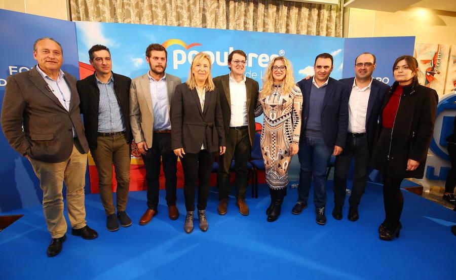 Foro de Medio Ambiente del PP de Castilla y León en Ponferrada