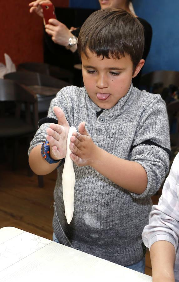 Taller Infantil del Pan en Valencia de Don Juan