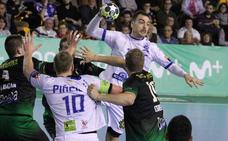 El Ademar 'juega' la final de la Copa de Francia