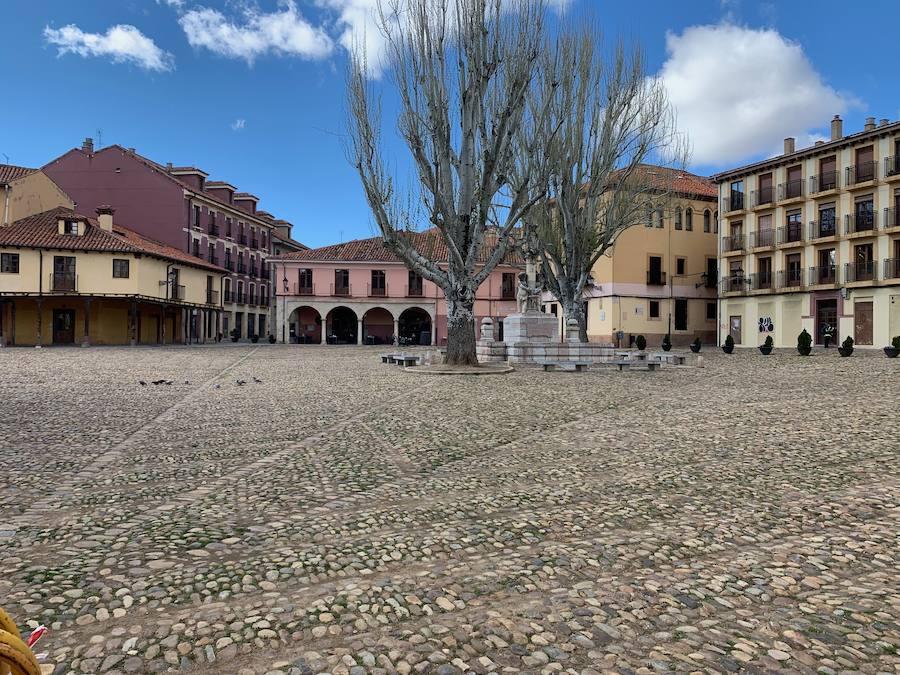 'Lavado de cara' del casco histórico de León